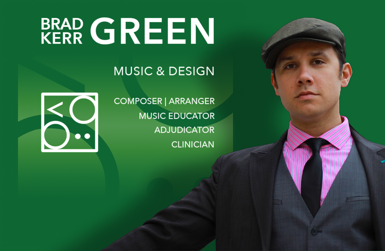 Brad Kerr Green – Music & Design
